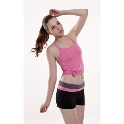 Harmony Fitness Shorts- Ladies  (STS5038_GRACE)