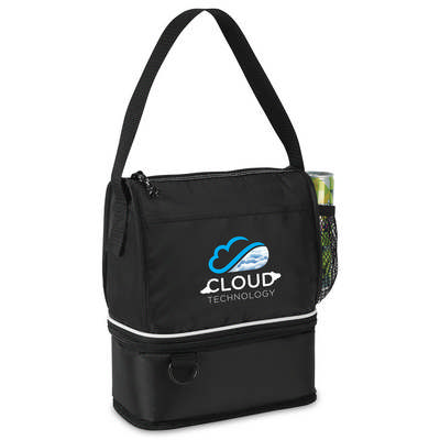 Split Compartment Lunch Cooler (1237_LEGEND)