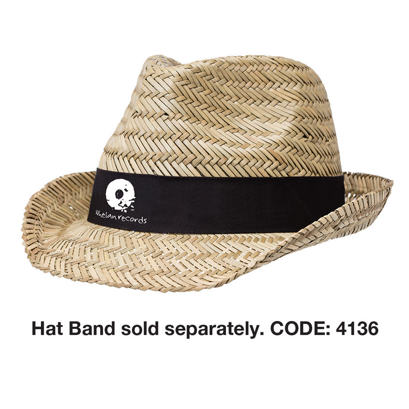 Straw Fedora (3968_LEGEND)