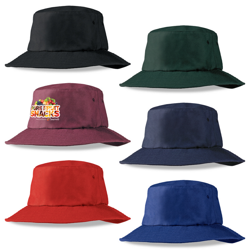 Poly Viscose Bucket Hat (4005A_LEGEND)