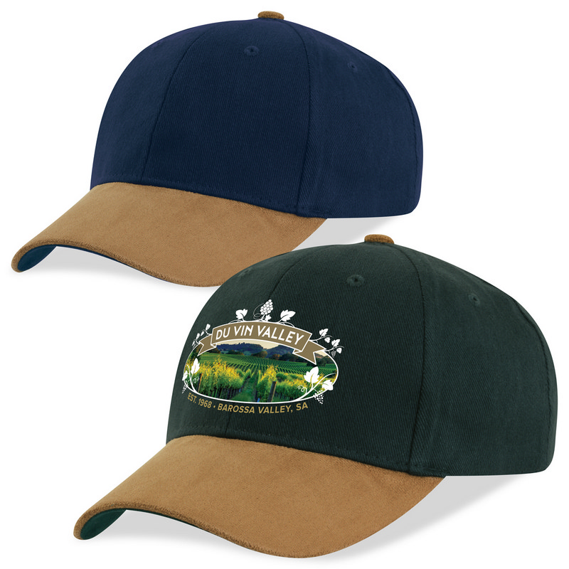 Sueded Peak Cap (4281_LEGEND)