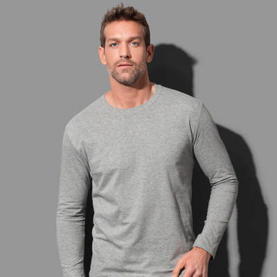 Mens Heavy Long Sleeve (ST2130_LEGEND)