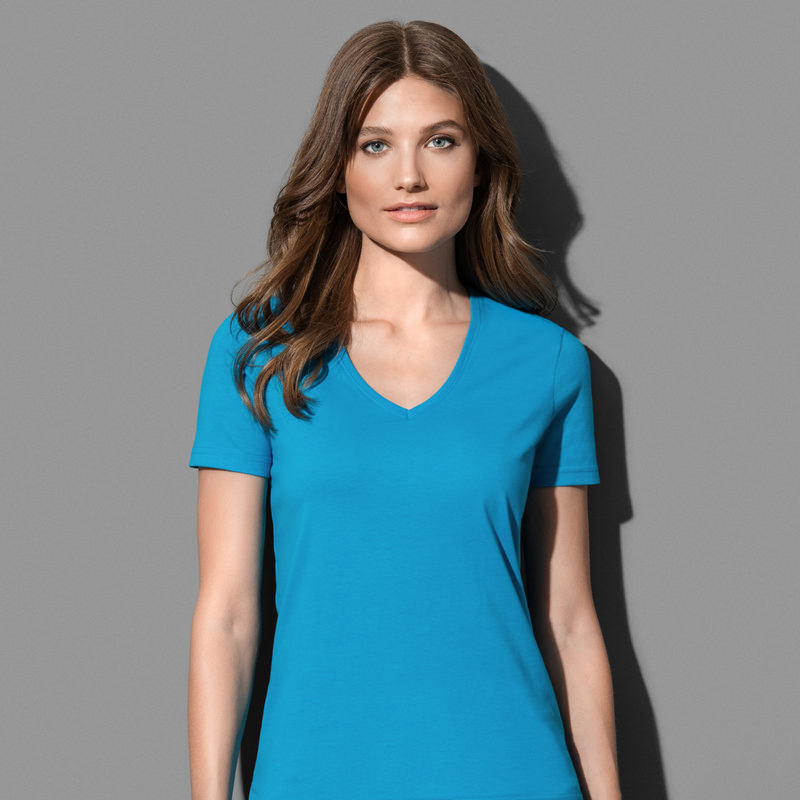 Women`s V Neck (ST2700_LEGEND)