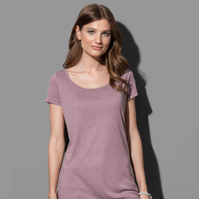 Womens Premium Blend Crew Neck (ST9950_LEGEND)