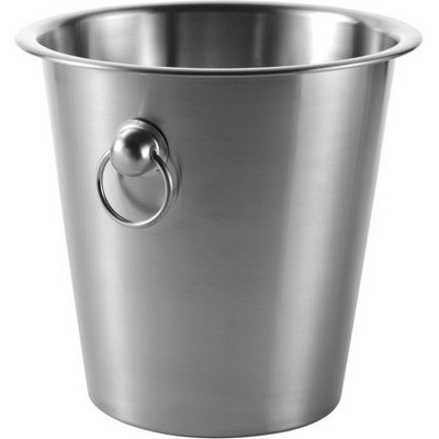 Steel champagne bucket (1041_EUB)