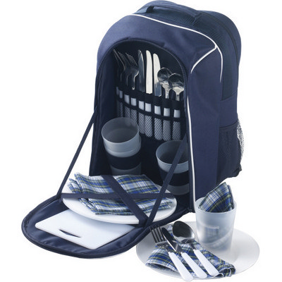 Picnic rucksack for four people (2645_EUB)