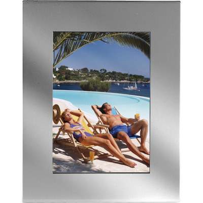 Aluminium photo frame (2731_EUB)