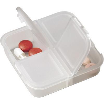 Square pill box  (4492_EUB)