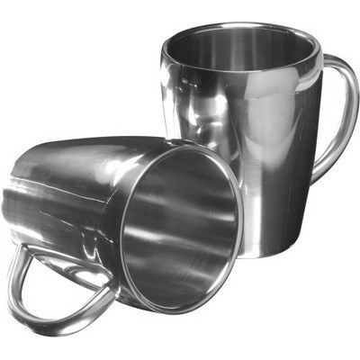 Set of two steel mugs (4665_EUB)