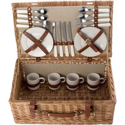 Picnic basket for 4 people  (5795_EUB)