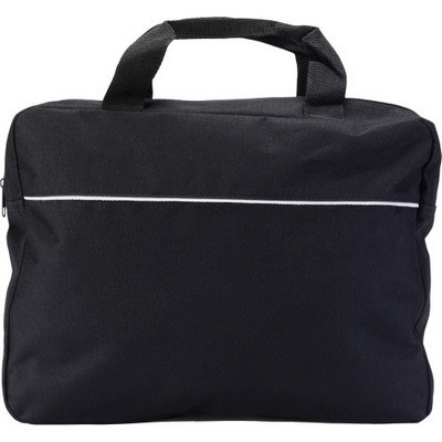 Polyester600Ddocument bag (6141_EUB)