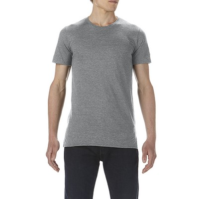 Anvil Adult Lightweight Long and Lean Tee Colours (5624_COLOURS_GILD)