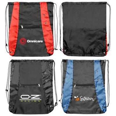 The Asherton Drawstring Bag (B-538_HC)