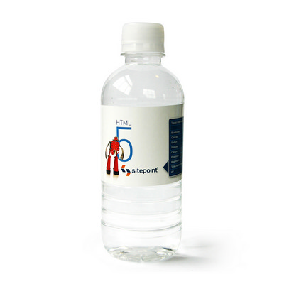 350ml Bottled Spring Water  (BSW350ml _PB)