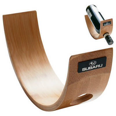 Crescent Wine Holder  (D222_PB)