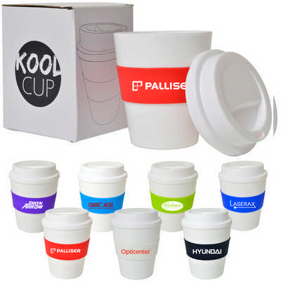12oz Kool Cup - (printed with 1 colour(s)) D327_PB