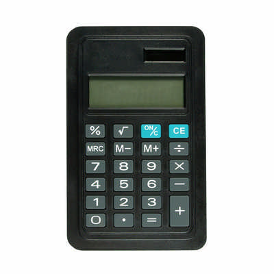 Calculator to suit Dallas/Lucerne Range  (D980_PB)