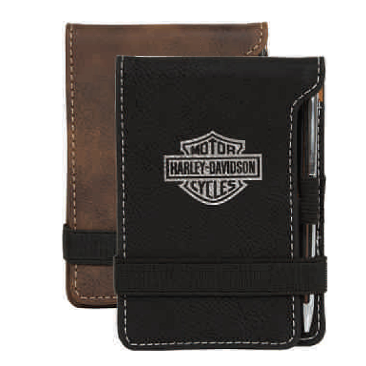 AGRADE Sueded Leatherette Pocket Memo Pad (EX105_HC)