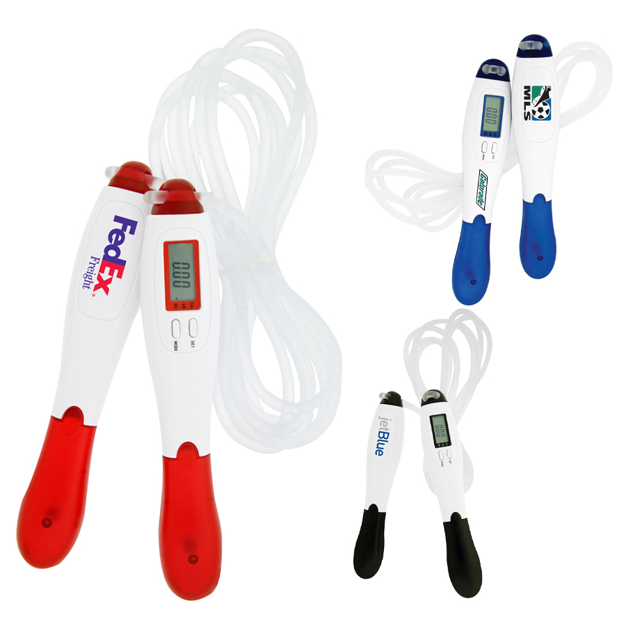 Electronic Jump Rope  - (printed with 1 colour(s)) H112_PB
