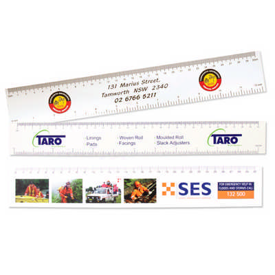Rulers (Laminated Card)  (HCI106_PB)
