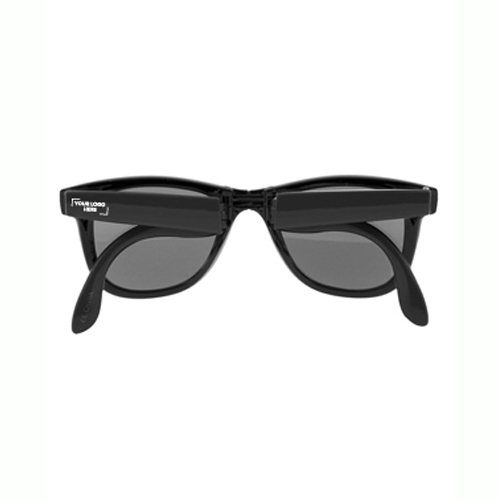 Collapsible Frame Retro Sunglasses  (J621 _PB)
