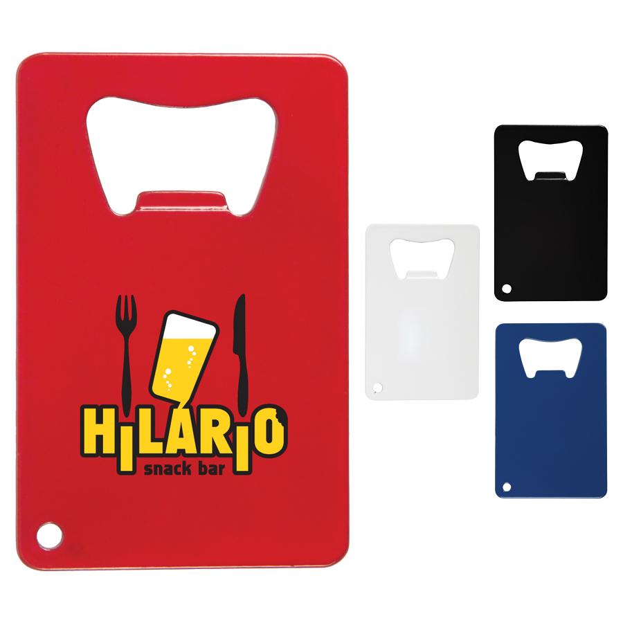 Credit Card Bottle Opener (K-278_HC)