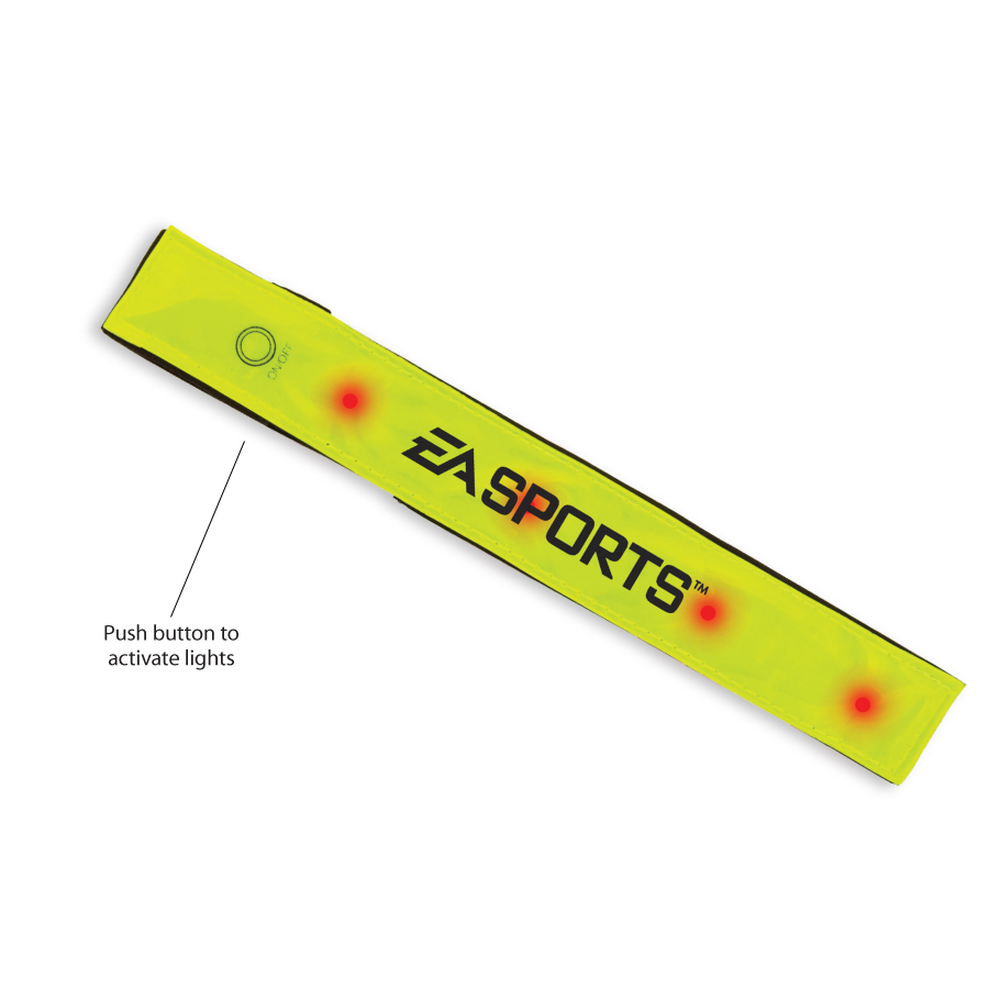 Light Up Reflective Band  (K486_PB)