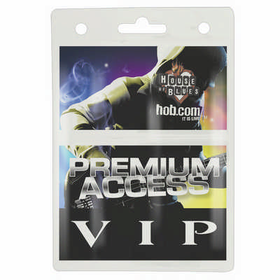 Badge Holders  - (printed with 1 colour(s)) K505_PB