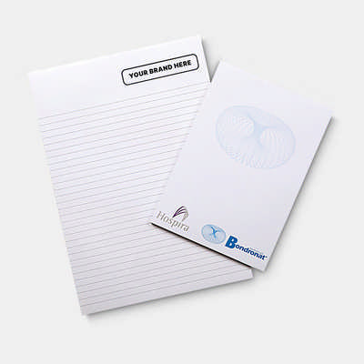 A4 Note Pad (25 leaves per pad) (PP102_HC)