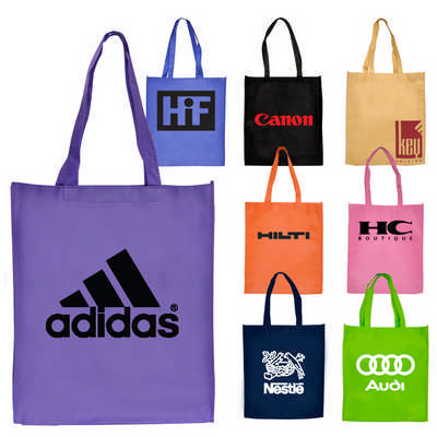 Standard Non-Woven Tote Bag with Gusset (RB1008_HC)