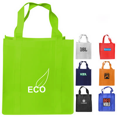 Large Non-Woven Shopping Bag with Gusset (RB1017_HC)