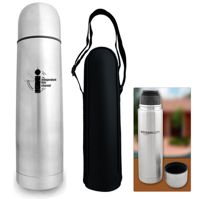 Stainless Steel Bullet Thermal Flask (S-185_HC)