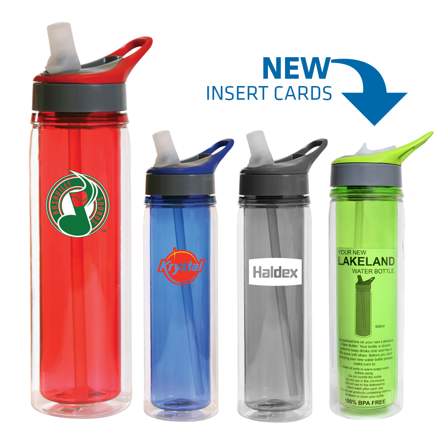 Lakeland Triton Insulated Water Bottle (S-733_HC)