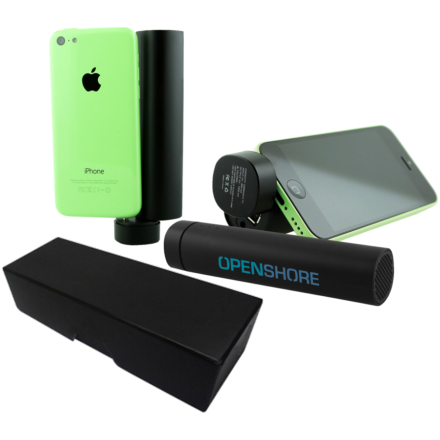 The Power Bank Speaker  (T374 _PB)