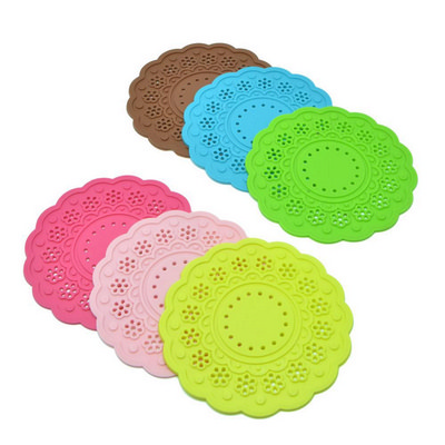 COSD10 Silicone Coaster - (printed with 1 colour(s)) COSD10_OC