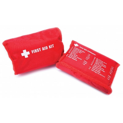FAKL01 Westmead Foldable First Aid Kit - (printed with 1 colour(s)) FAKL01_OC