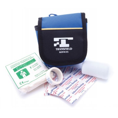 FAKL13 Parklea Pocket Sized Travel First Aid Kit - (printed with 1 colour(s)) FAKL13_OC