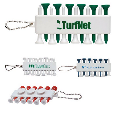 OCC39 Golf Tee Set - (printed with 1 colour(s)) OCC39_OC