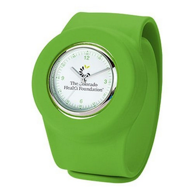 SIWT03 Silicone Slap Watch - (printed with 1 colour(s)) SIWT03_OC