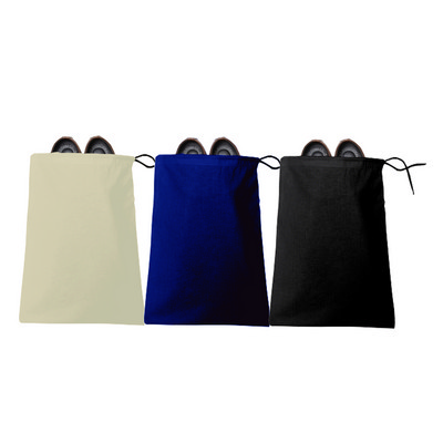 Drawstring Shoe Bag - (printed with 1 colour(s)) OCBSB108_OC