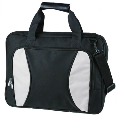 Mainstream Laptop Satchel (BF-02_QZ)