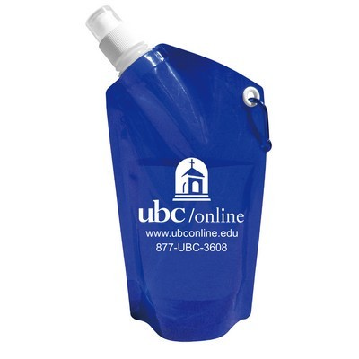 Dromedary Collapsible Water Bottle (BT-37_QZ)