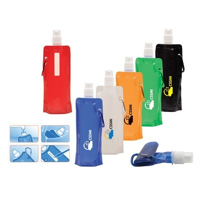 Foldable Water Bottle (BT-56_QZ)