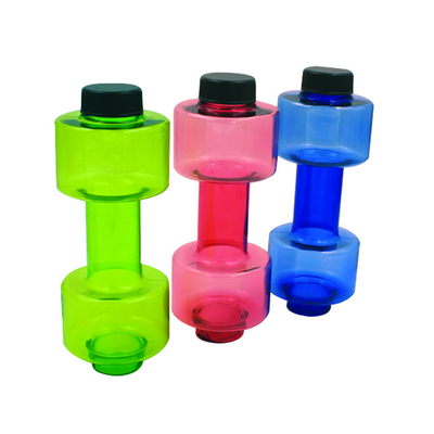 Dumbbell Water Bottle (BT-69_QZ)
