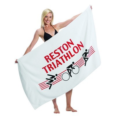 Micro Cotton Beach Towel (BTL-07_QZ)