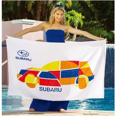 Midweight Beach Towel (BTL-18_QZ)