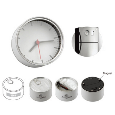 Can Clock - (printed with 1 colour(s)) C-03_QZ