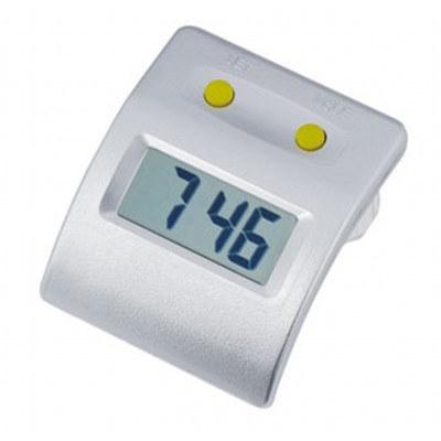 Curved Clock (C-T01_QZ)