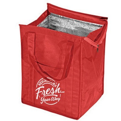 Big Kahuna Insulated Shopping Bag (CB-23_QZ)