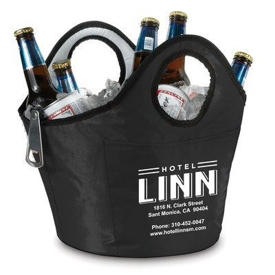 Beach Bum Portable Drink Carrier (CB-24_QZ)